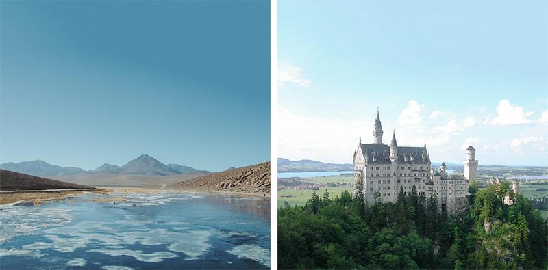 Europe-Square-castle